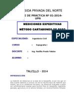 Cartaboneo Topo