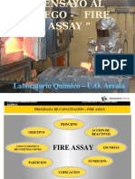 Presentacion Fire Assay