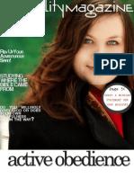 March Exemplify Magazine