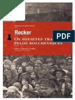 Os Sovietes Traídos Pelos Bolcheviques - Rudolf Rocker