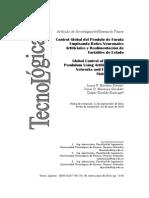 Controloglobaldel Pendulode Furuta Usando RN y VE