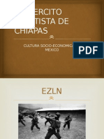 El Ejercito Zapatista detra sobre un pendejete  kk isoo malas cosas y blablalblalb Chiapas