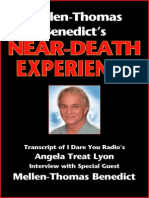 Mellen Thomas Near Death Experience