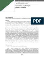 Escrita Criativa Em Portugal