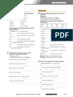 Grammar for 4 Diversificación 4