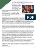 Declaración y Pago Del ISLR
