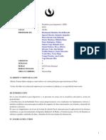 Estadistica Para Ingenieria 1 (EPE) 201501