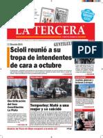 Diario La Tercera 01.09.2015