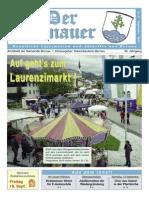 Der Bernauer - September 2015
