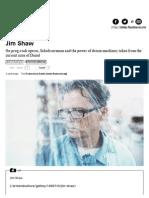 Jim Shaw _ Dazed