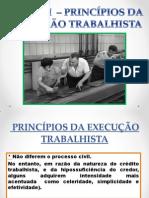 Aula III - Principios Da Execução