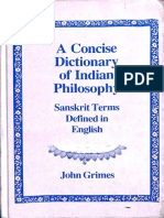 A Concise Dictionary Of India Philosophy - John Grimes_Part1.pdf