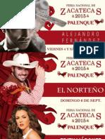 Palenque Fenaza 2015