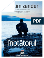 Joakim Zander - Inotatorul (v.1.0)