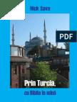 Prin Turcia, cu Biblia în mînă- autor Nick Sava