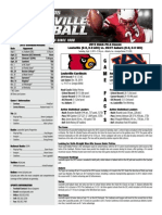 Louisville game notes