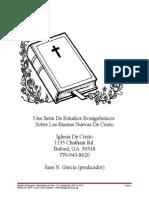 Estudios Evangelicos por Juan N. Garcia.doc