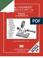 Pro E Wildfire 4.0 - Tutorial