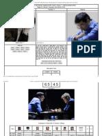 Carlsen vs Anand. PGN. FIDE World Chess Championship 2014. Campeonato Mundo Ajedrez 2014. Sochi