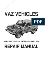 VAZ VEHICLES