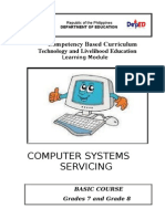 VTVS k to 12 Pc Computer Systems Servicing Learning Module