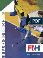 Rules of Indoor Hockey 2015