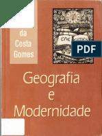 Gomes, Paulo Cesar Da Costa. Geografia e Modernidade