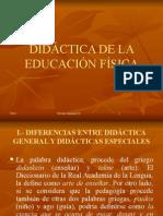 Diferencias Entre Didáctica General y Especial-1