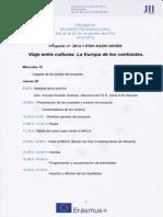 Programa Reunión Alicante