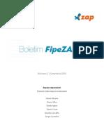 Boletim FipeZap segundo trimestre de 2015