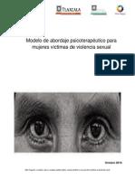 Atencion a Mujeres Victimas de Abuso Sexual