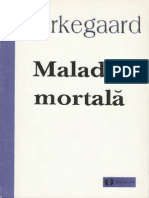 Soren Kierkegaard-Maladia Mortala-Omniscop (1993)