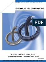Cat701e Oil Seals