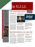 the P.L.U.G.E. - February 2010