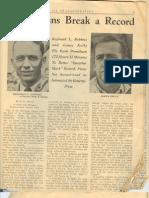 Texas Aviation History (1929)