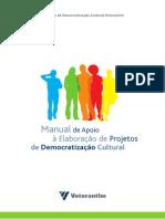 Manual de Elaboração de Projetos