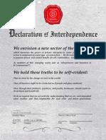 Declaración B Corp