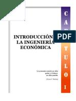 Introduccion a Ingenieria Econocmica