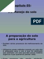 1, Manejo Agroecologico Do Solo