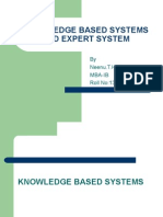 13-Knowledge Based Systems