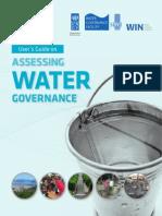 UNDP Assessing Water Governance