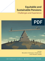 Equitable and Sustainable Pensions