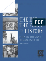 The IMF and the Force of History