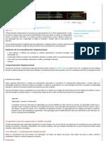 Teoria Do Desenvolvimento Organizacional (T.D