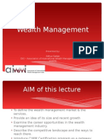 Weath Management Basics