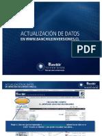 Actualización Ficha Cliente