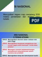 Misi Nasional