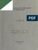 WWI 12th Aero Squadron History