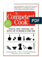 The Competent Cook Essential Tools, Techniques