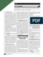Diferencias y Contabilización de Promociones, Bonificaciones y Dscts a Favor de Clientes